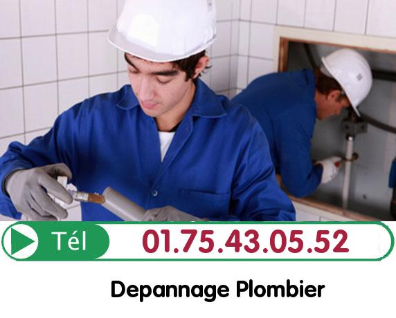 Reparation Wc Broyeur Chantilly 60500